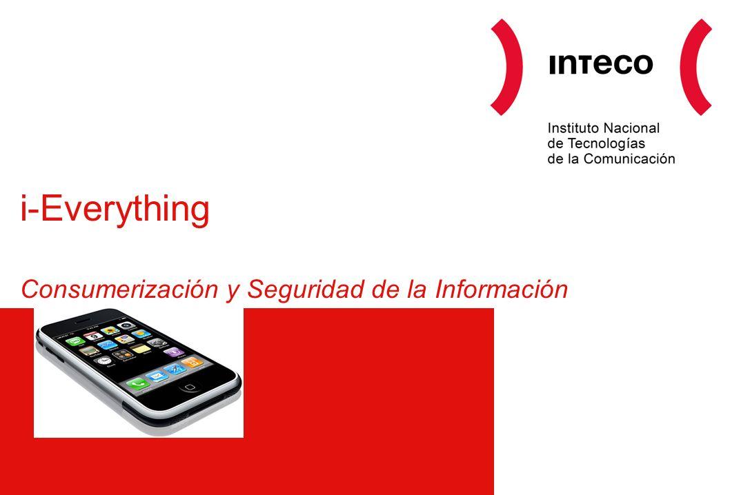 i-Everything Consumerización y Seguridad de la Información