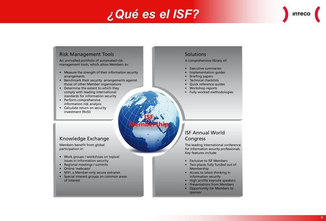 5 ¿Qué es el ISF?
