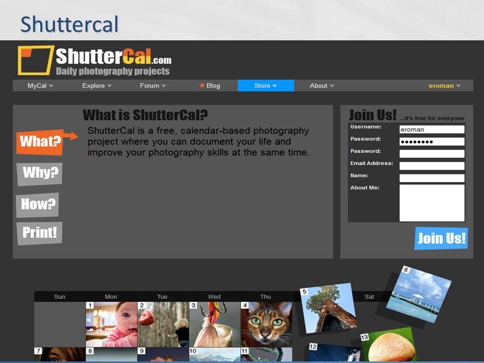 Shuttercal
