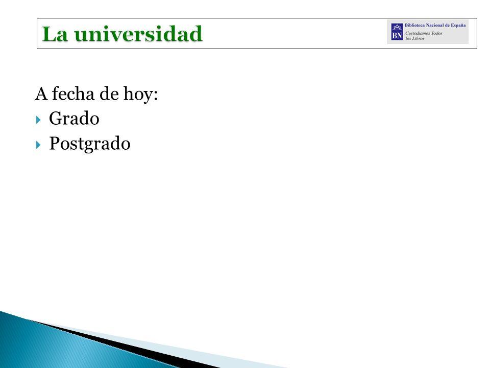 Nuestro rango de competencias se ha diversificado y está en un proceso de cambio: TEJADA ARTIGAS, Carlos; RODRÍGUEZ YUNTA, L.