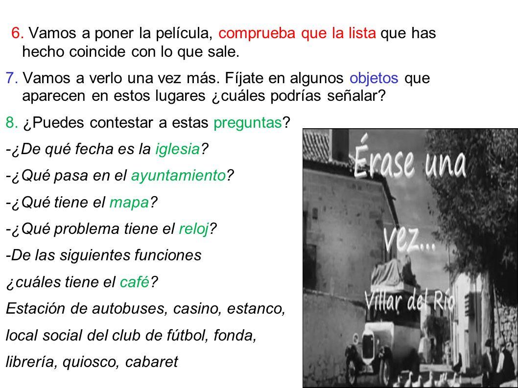 9.¿Quiénes son los habitantes de Villar del Río. ¿A qué se dedican.