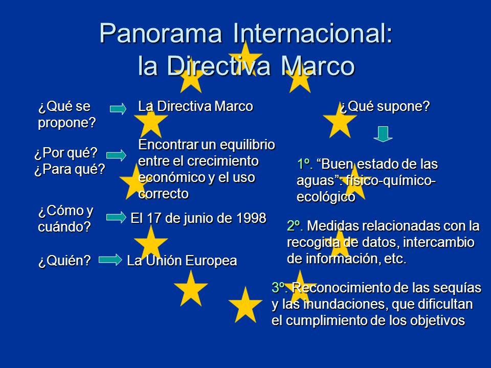 DirectivaMarco Regularización de los vertidos ¿Quién causa el daño al contaminar.