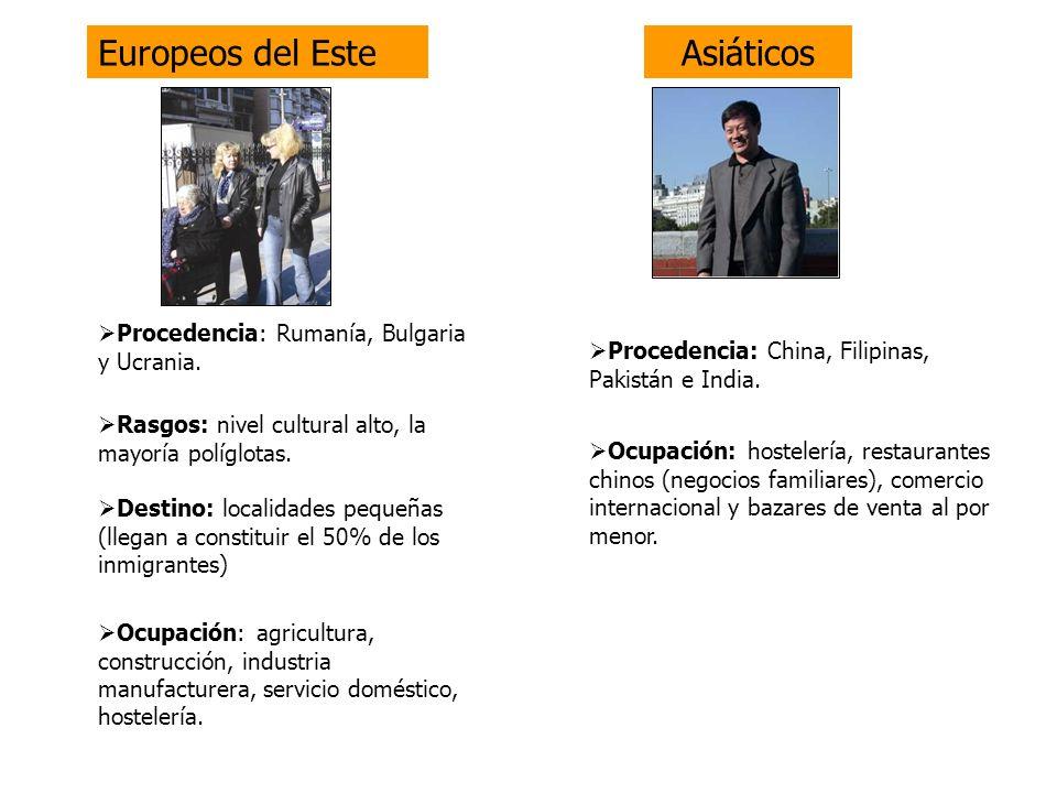 Consecuencias de la inmigración (1) 1.