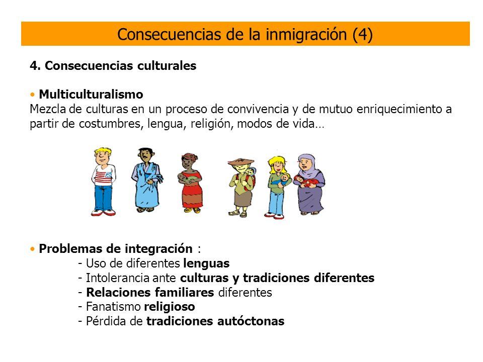 Nivel de enseñanza desigual Muchos inmigrantes tienen titulaciones universitarias y otros no saben leer ni escribir.