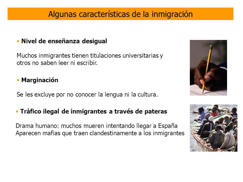 Nueva ley de extranjería Surge por el aumento del flujo migratorio que España recibe cada año.
