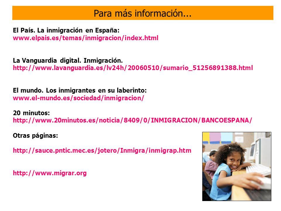 Libertad Digital: http://www.libertaddigital.com La nación: www.lanacion.com.ar BBC Mundo Internacional.