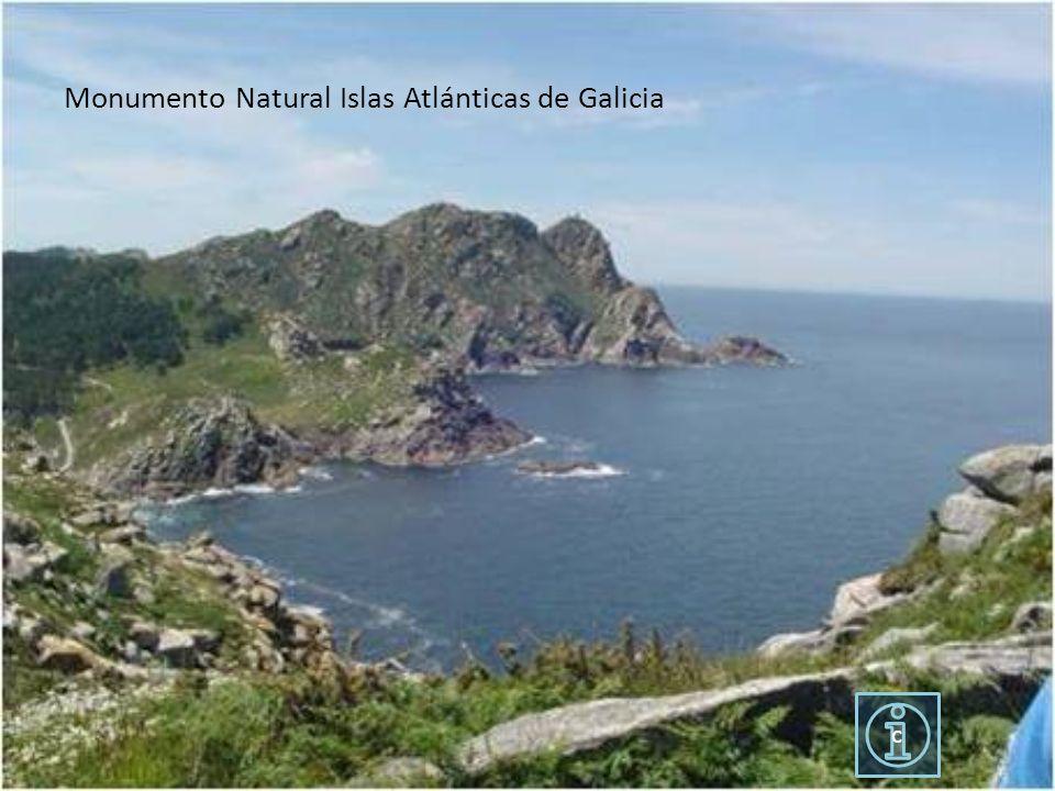 Monumento Natural Islas Atlánticas de Galicia c