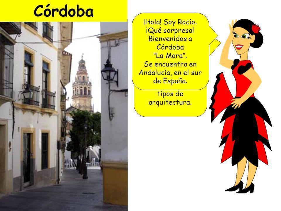 Tercera parada: ¡Córdoba!