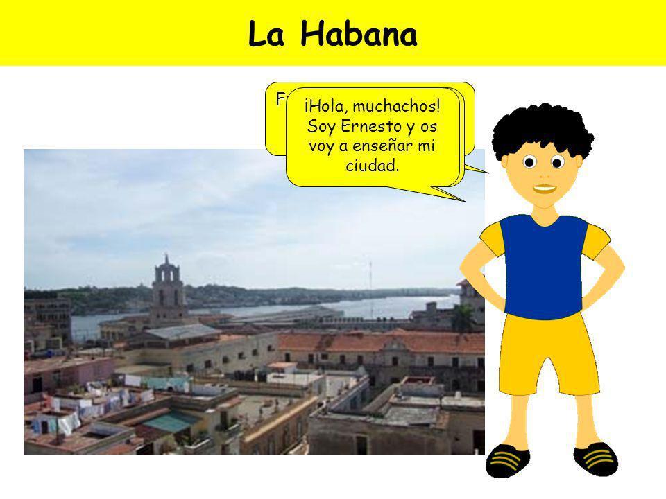 Quinta parada: ¡La Habana, Cuba!