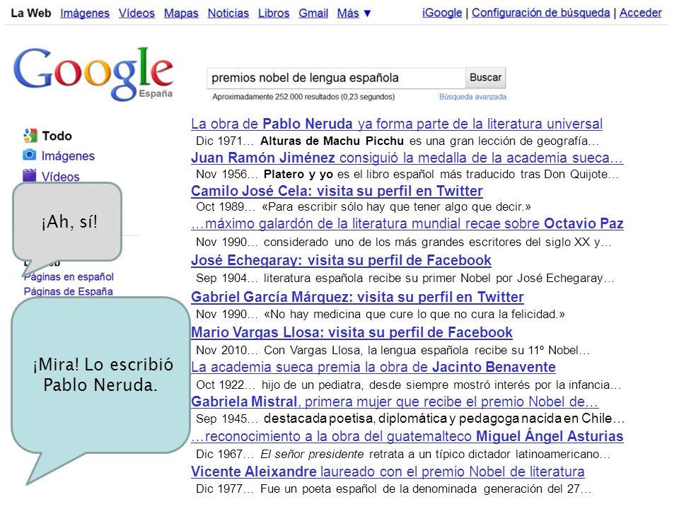 Pablo Neruda (ser) ___ chileno, (nacer) ______ en Parral, Chile, en 1904.