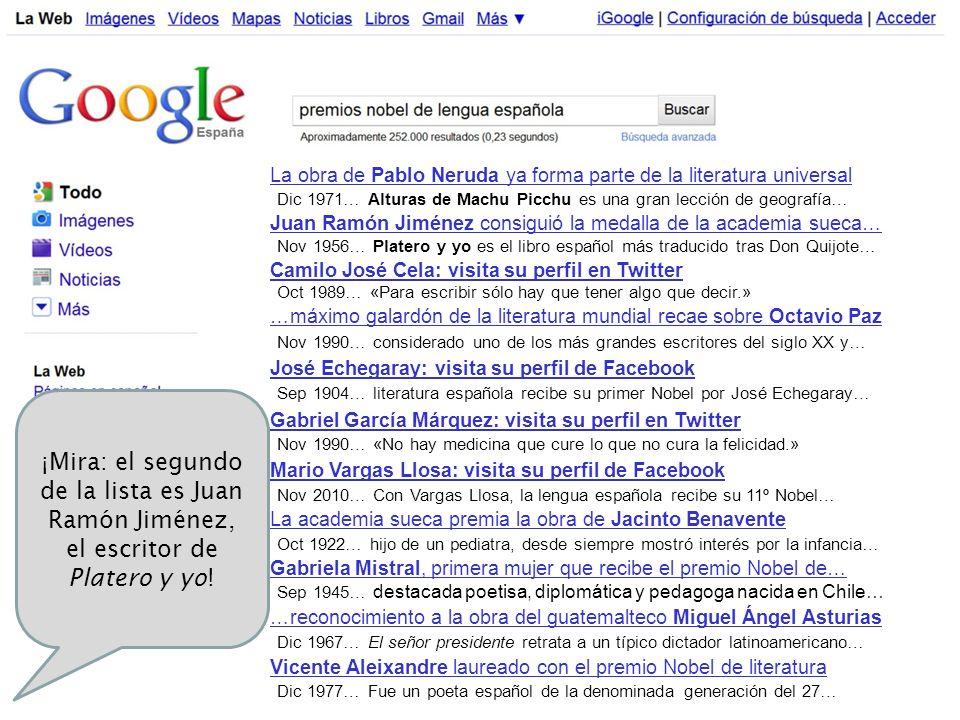 Recursos de Internet FOTOGRAFÍAS Mario Vargas Llosa (diap.