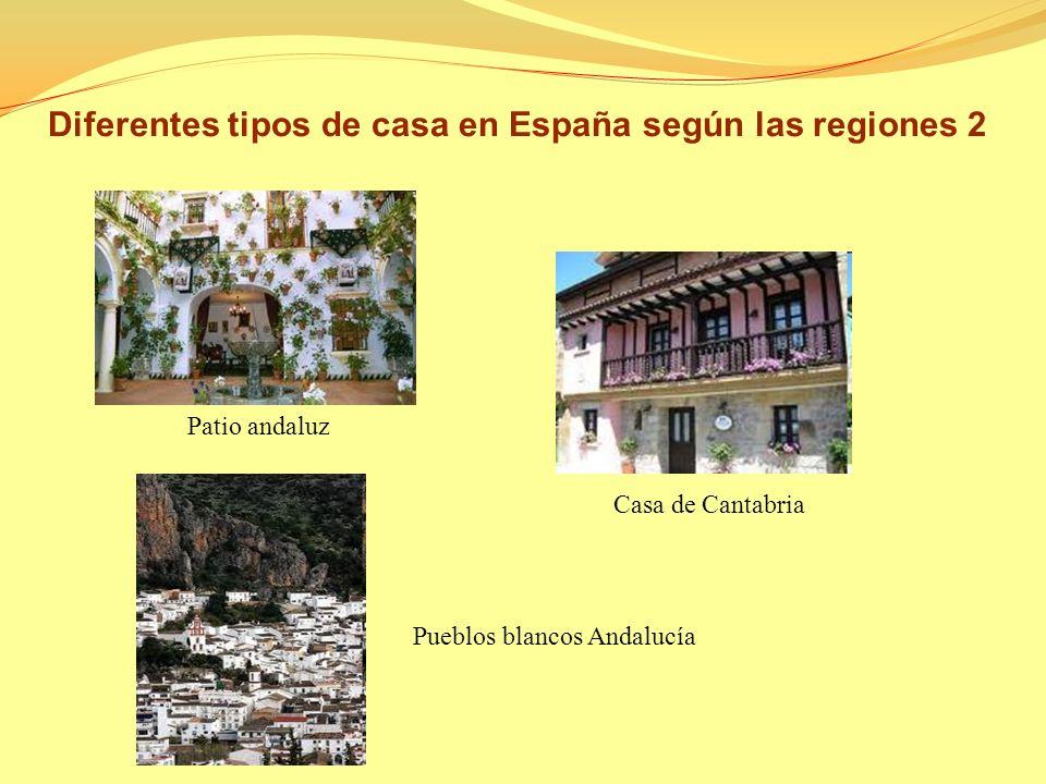 Orrio de Cantabria Pazo de Galicia Barraca de Aragón Casa de indianos de Asturias Diferentes tipos de casa en España según las regiones 1