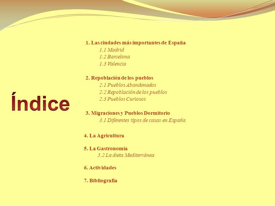 1.Explica las siguientes palabras vistas en el tema: - Gastronomía -Factores -Tiempo -Ritmo de vida -Casera -Tradicional -Autóctonos -Mesones -Estética -Arquitectura -Innovadora -Predomina -Llamativa -Captar la atención -Competitivos Actividades complementarias
