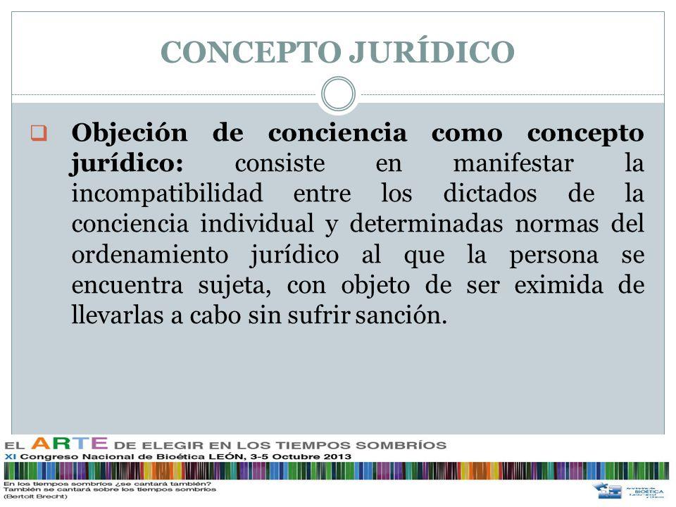 CONCEPTO JURÍDICO - ¿Basta cualquier oposición al cumplimiento de una norma sin alegar las razones que la sustentan.