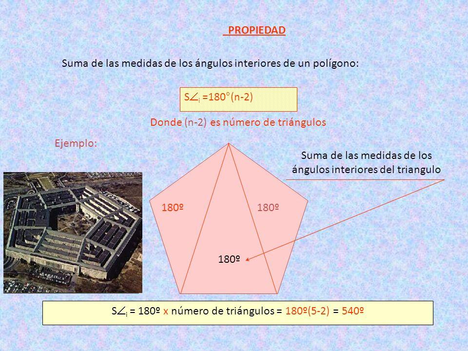 El Rombo Lados congruentes Dos ángulos agudos Dos ángulos obtusos Miden menos de 90°. Miden más de 90°