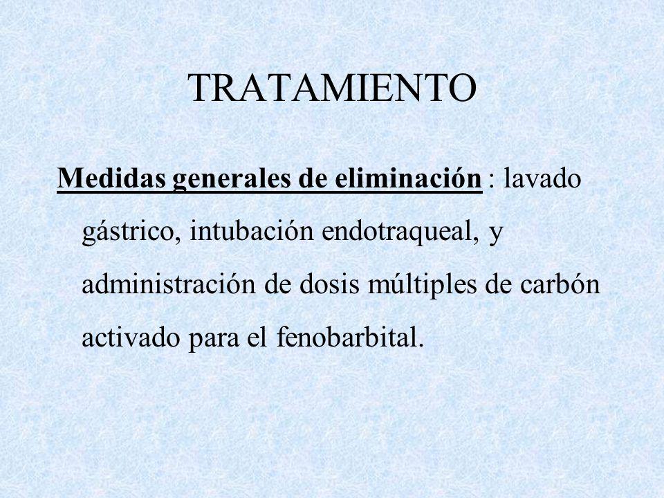 Diagnóstico Cuadro clínico:depresión sensorio, miosis, depresión respiratoria, etc. Laboratorio: Ionograma,EAB,glucemia,urea,creatinina,h ematocrito,d