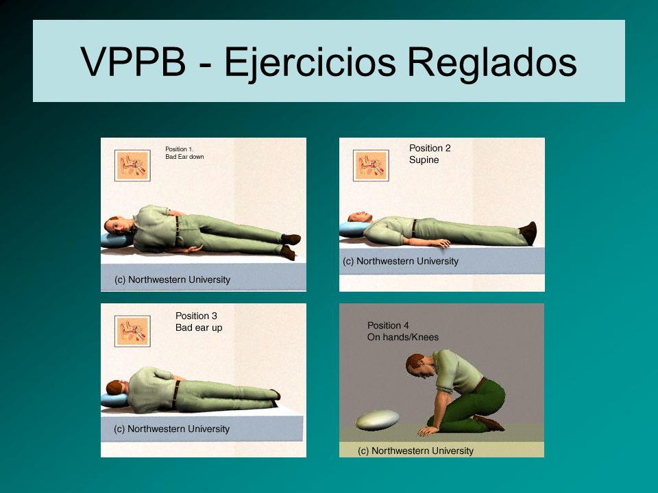 VPPB - Ejercicios Reglados