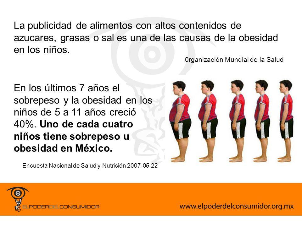 70% de los niños obesos se convierten en adultos obesos.