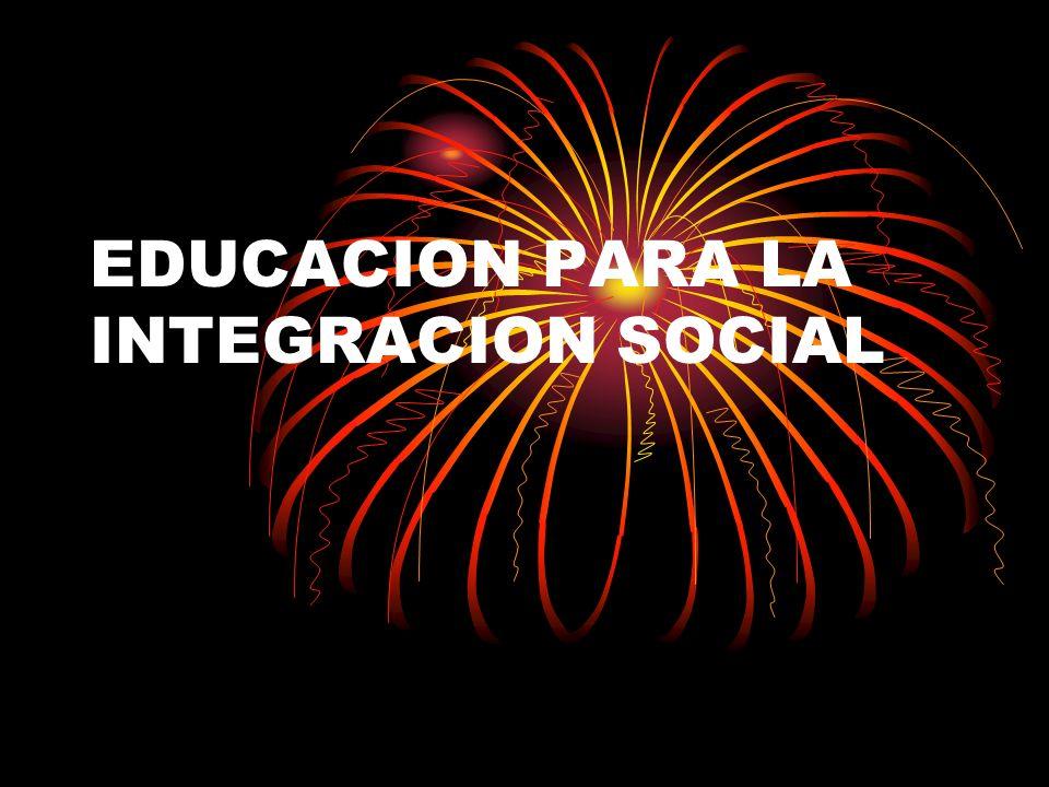 LA APUESTA LA APUESTA Puesto que la educacion chilena ahora es universal Puesto que la educacion chilena ahora es universal De modo que el cien por ciento de la poblacion pasa por la escuela De modo que el cien por ciento de la poblacion pasa por la escuela Una educacion centrada en fomentar la integracion Una educacion centrada en fomentar la integracion Formará una poblacion capacitada para solucionar los problemas principales del pais Formará una poblacion capacitada para solucionar los problemas principales del pais