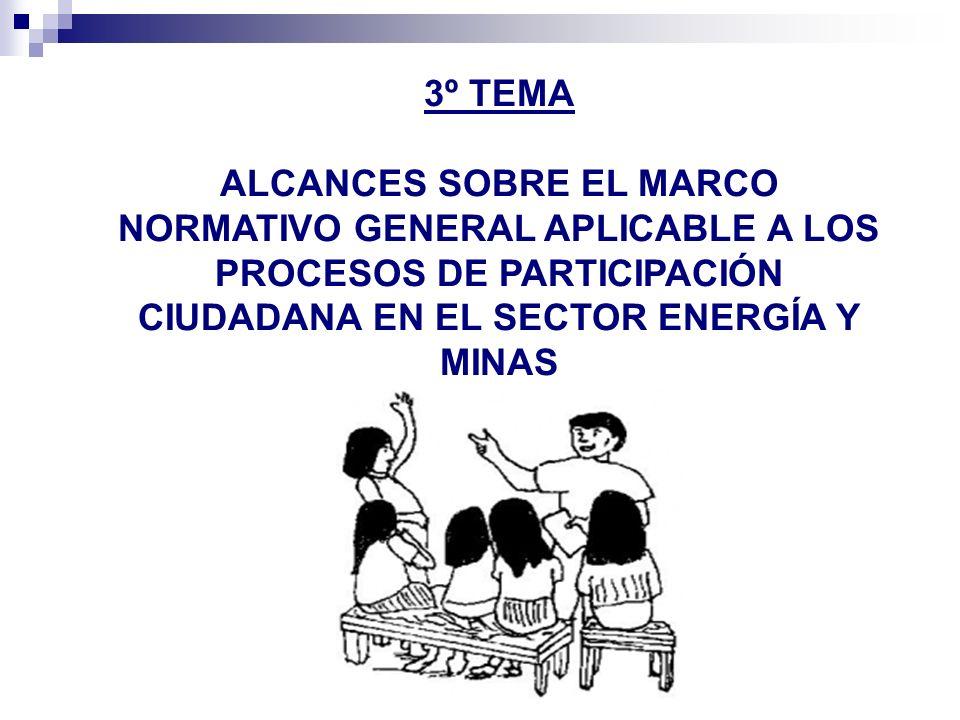 Discusión Final ¿Se debió someter a proceso de consulta la Política Energética Nacional 2010-2040 aprobada por DS Nº 064-2010-EM?