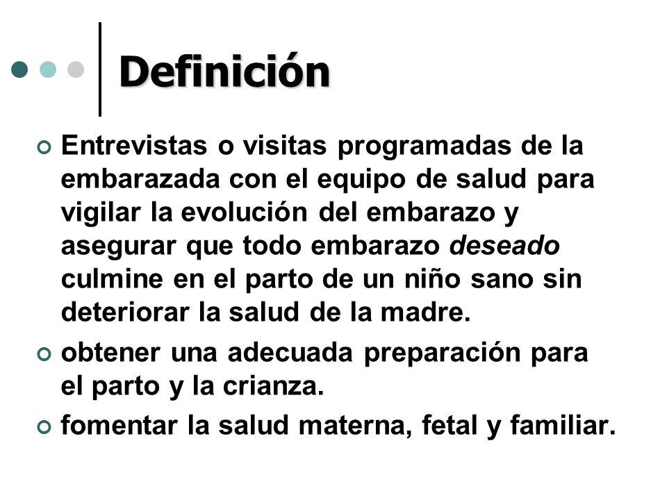 Carnet Prenatal