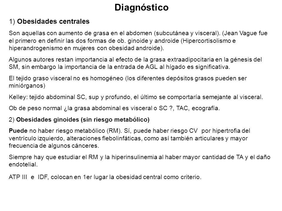 Estado Inflamatorio En el SM se describe un estado inflamatorio leve a moderado, con aumento de PCR, fibrinógeno, esteatosis hepática no alcohólica, e