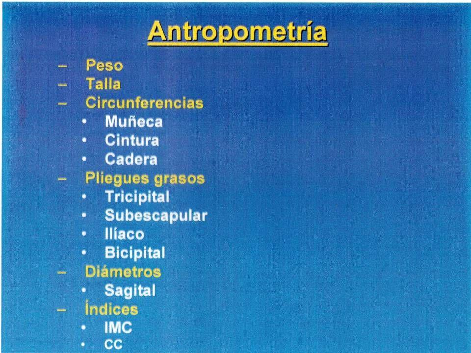 Sindrome Metabólico ó enfermedad Metabólica (Dr.