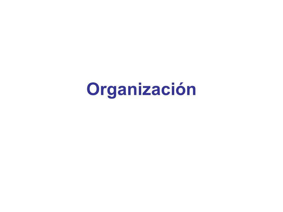 Organización (definición) Es la parte de la administración que se ocupa de establecer una estructura de los papeles que los individuos deben desempeñar en la empresa La estructura debe garantizar la asignación de todas las tareas necesarias para el cumplimiento de las metas, teniendo en cuenta las capacidades y las motivaciones del personal disponible