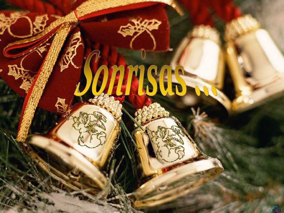 Para mí, lo especial de la Navidad no son los árboles ni las luces ….