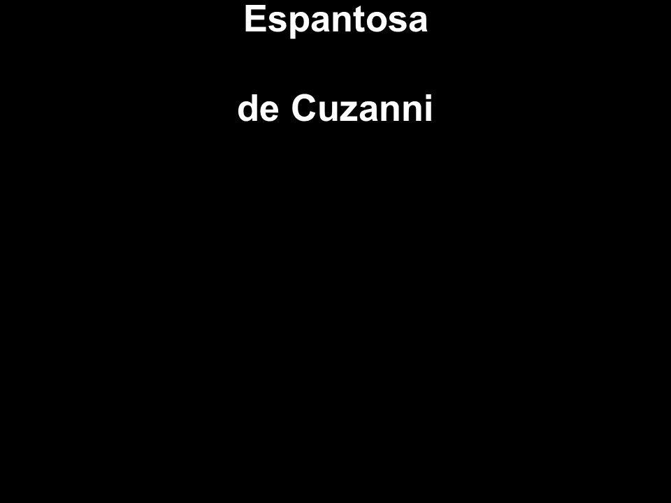 Espantosa de Cuzanni