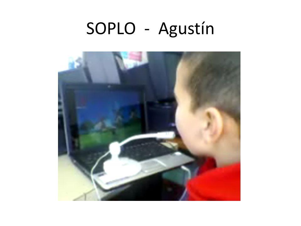 SOPLO - Agustín