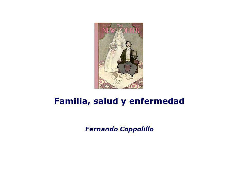 Familia, salud y enfermedad Tarea Grupal Enumerar diez razones por los cuales se puede relacionar un problema de salud (biopsisococial) de una persona con su grupo familiar