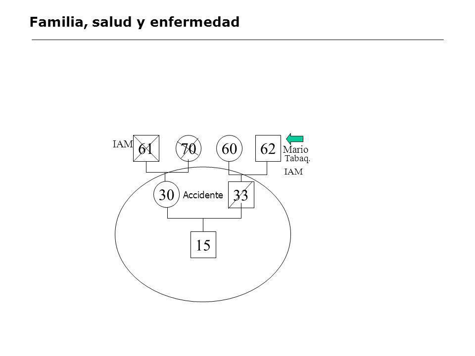 Ciclo vital familiar Definición: secuencia de estados que atraviesa la familia desde su creación hasta su disolución.