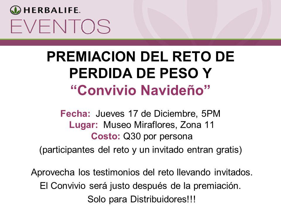 EL PLAN… Y ULTIMOS ANUNCIOS HERBALIFE, GUATEMALA