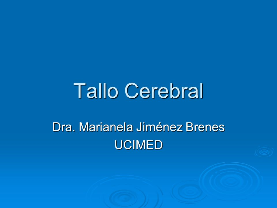 Tallo o tronco cerebral Está formado por: Está formado por: Bulbo raquídeo Bulbo raquídeo Protuberancia Protuberancia Mesencéfalo Mesencéfalo Ocupa la fosa craneal posterior.