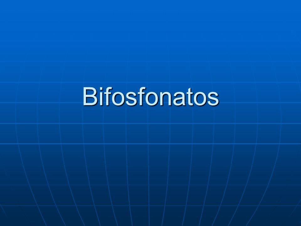 Bifosfonatos: ¿qué son.