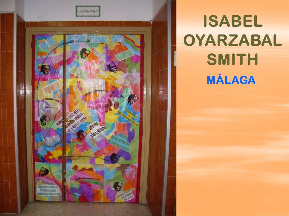 ISABEL OYARZABAL SMITH MÁLAGA