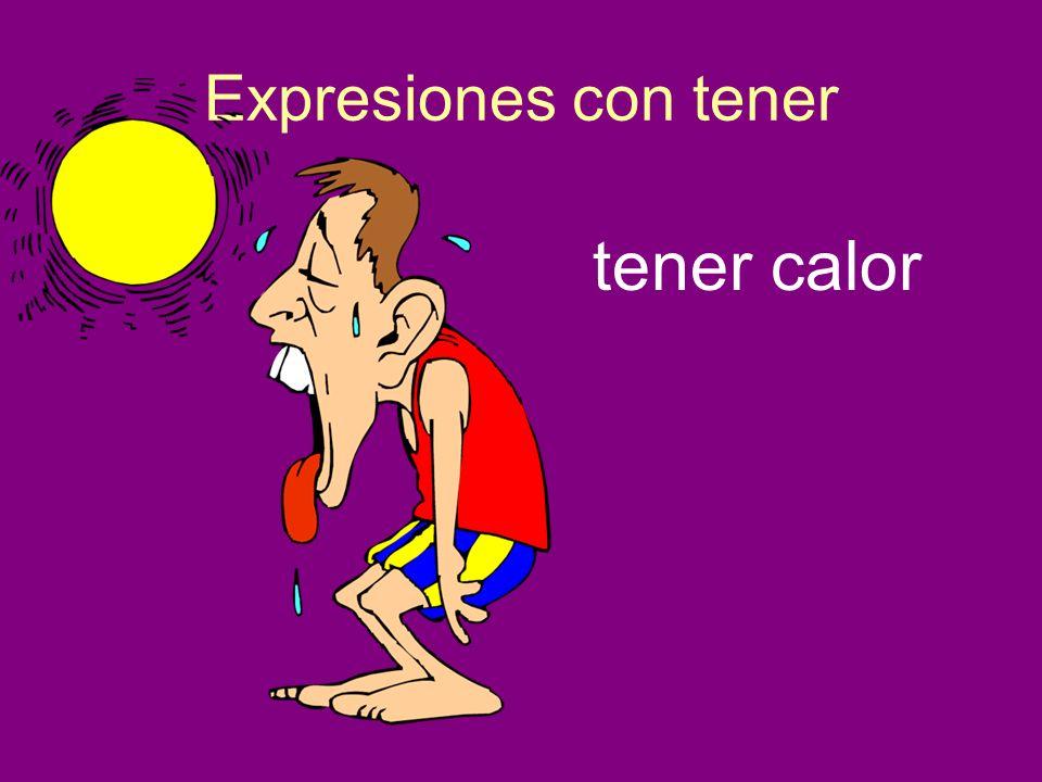 I read (yo) leo you drink (tú) bebes we open (nosotros) abrimos you all eat (Uds.) comen / vosotros coméis