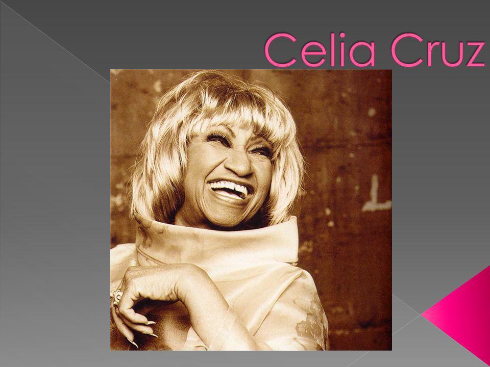 Celia Cruz naci Ó en La Habana, Cuba en el vecindario de Santos Suarez.