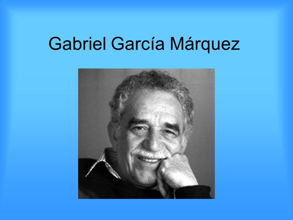 Gabriel García Márquez nació el seis de Marzo en el año 1928.