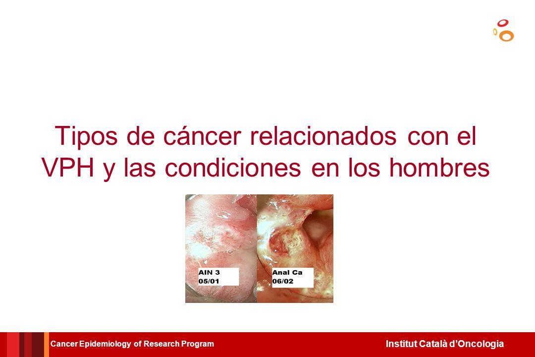 Institut Català dOncologia Otras evidencias del impacto de la circuncisión en la prevencion de riesgos y de patologia inflamatoria Protección contra l