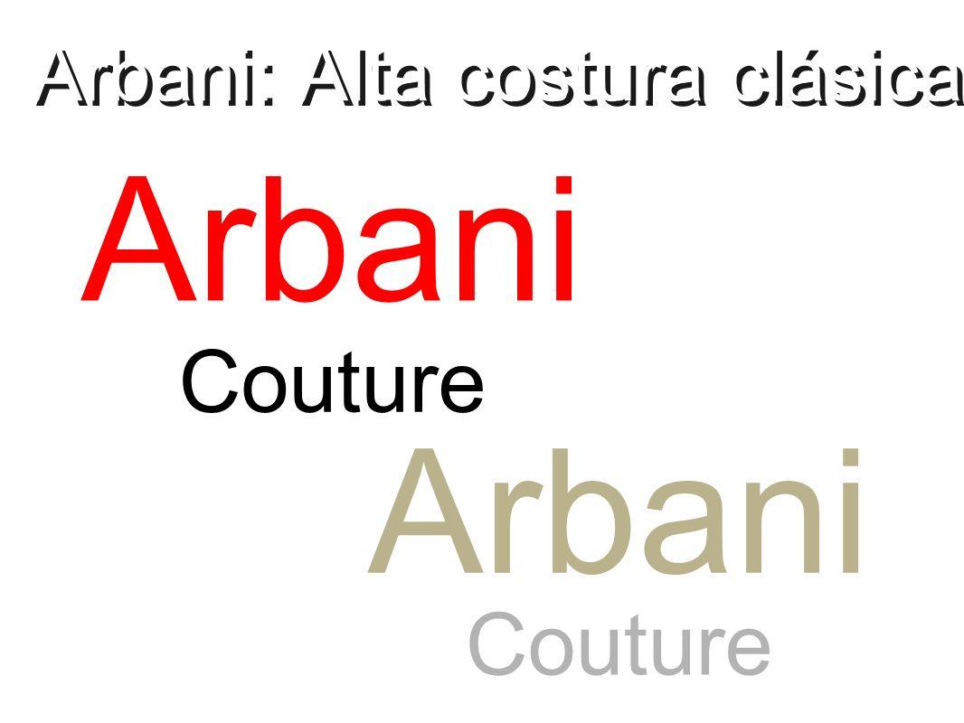 Arbani: Alta costura clásica Arbani Couture Arbani Couture