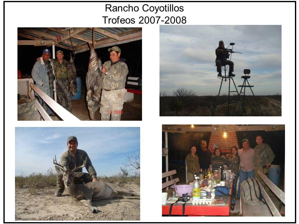 Rancho Coyotillos Instalaciones