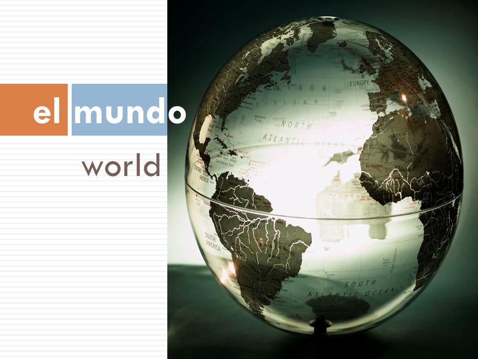 world el mundo