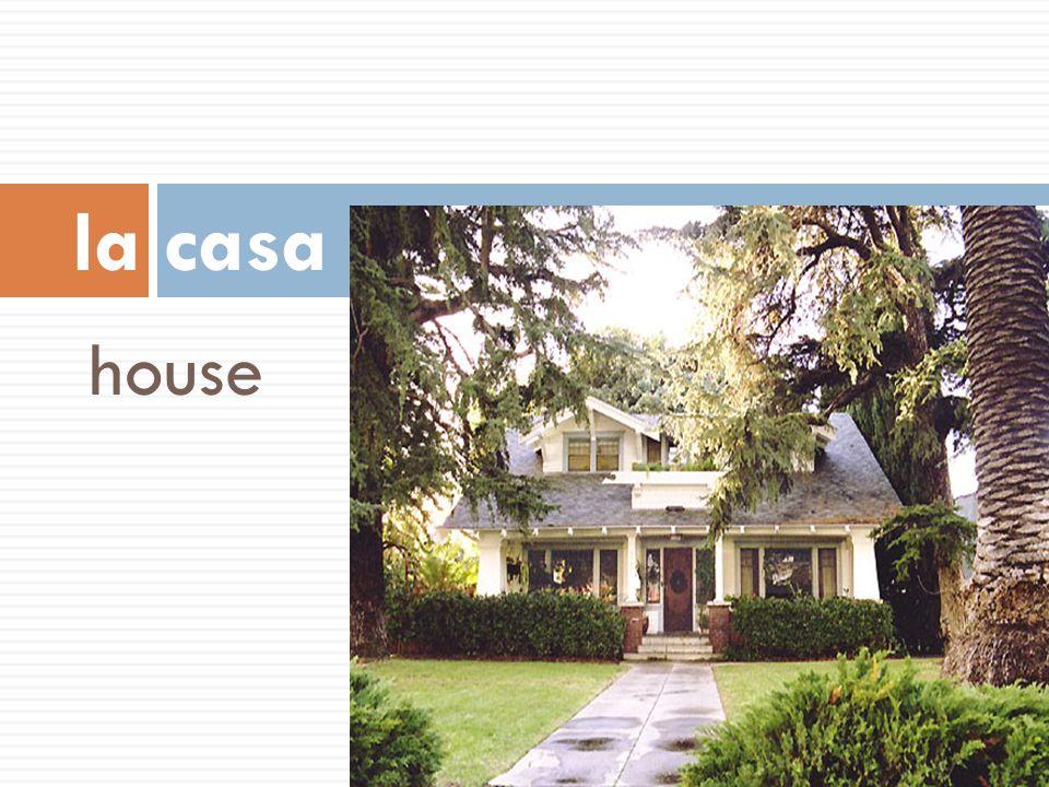 house la casa