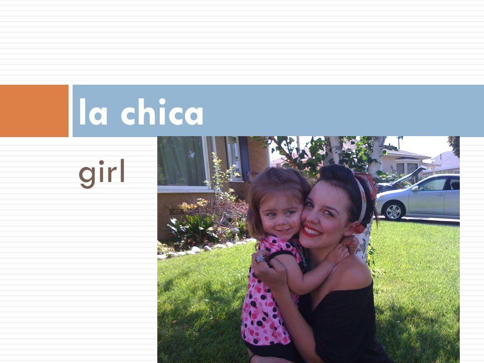 girl la chica