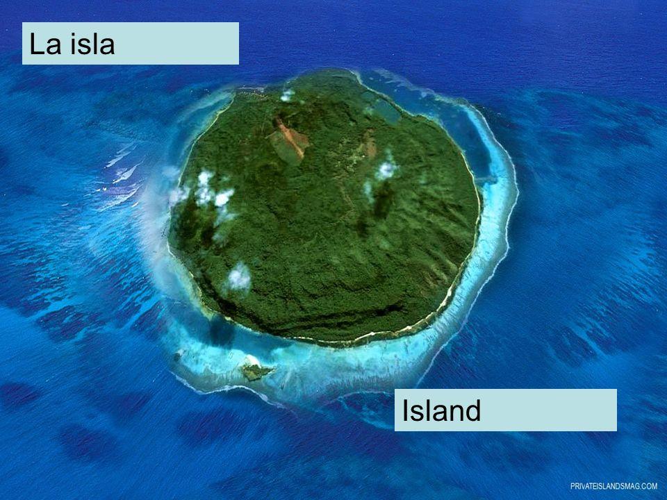 La isla Island