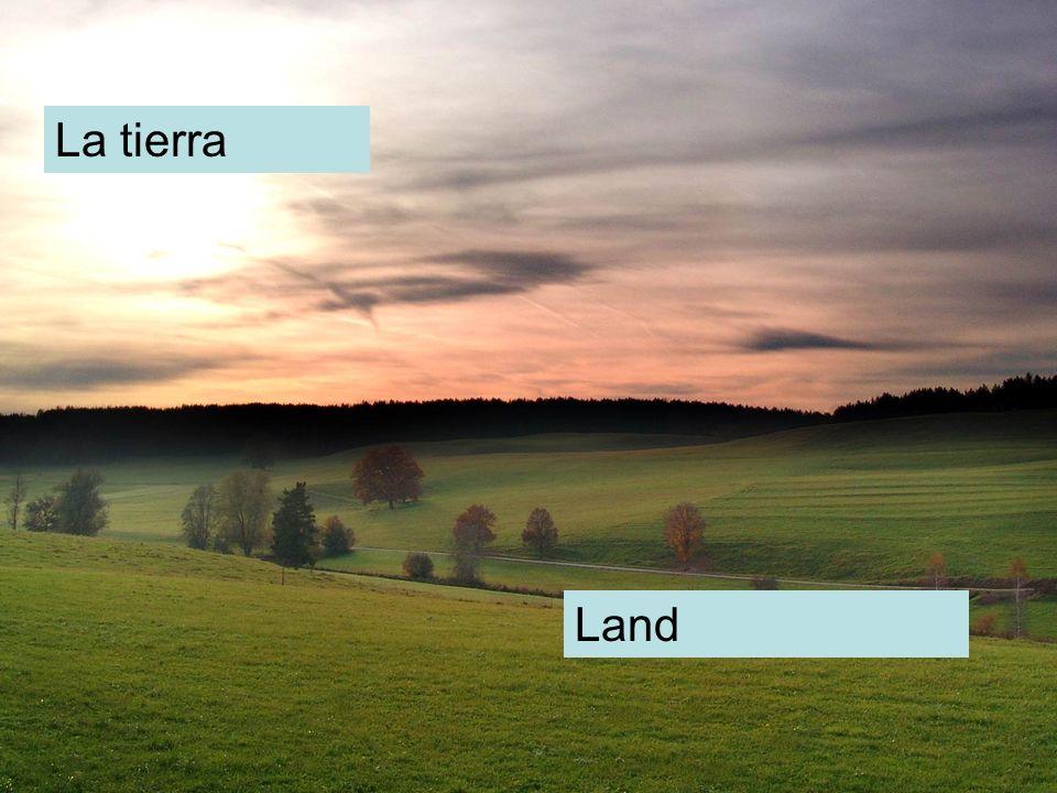 La tierra Land