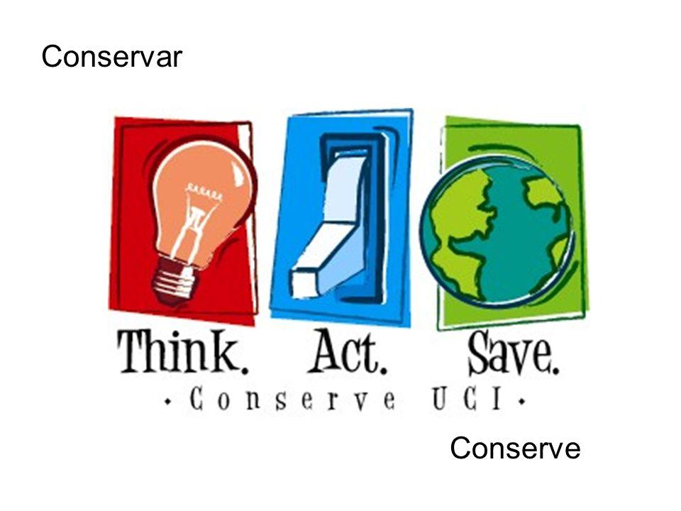 Conservar Conserve