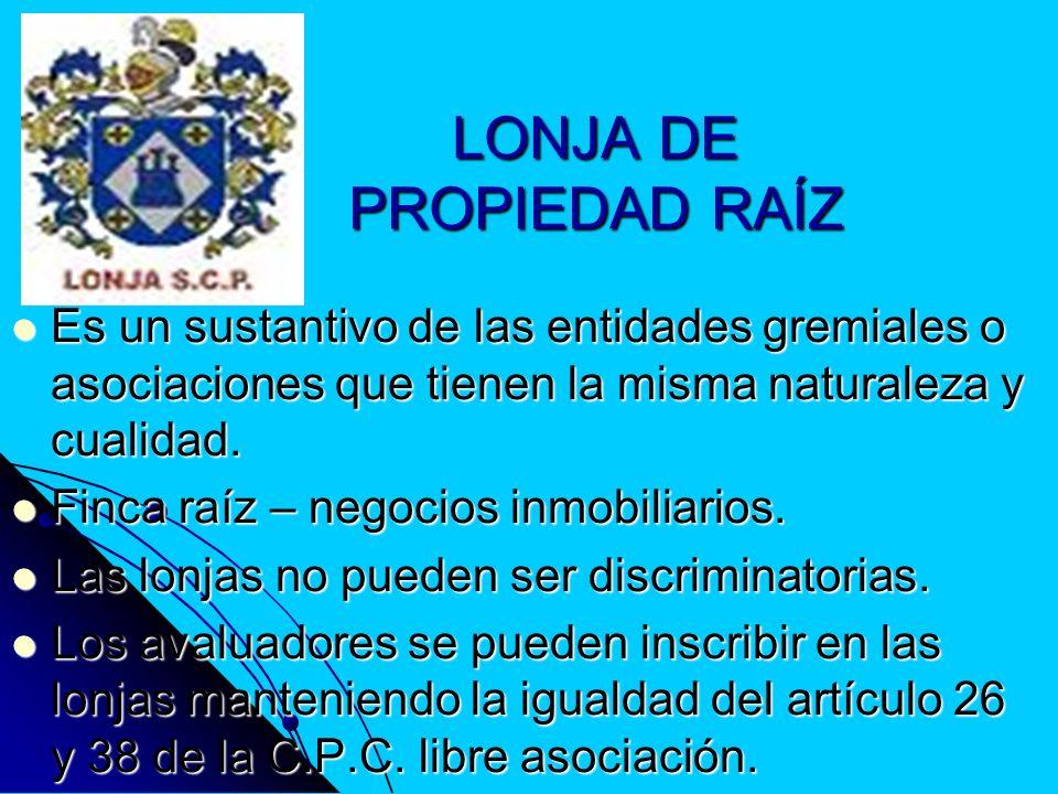 COLEGIOS DE PROFESIONALES.